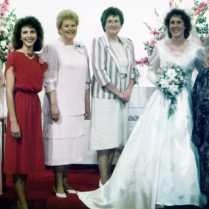 1986 Lisa's wedding