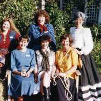 1995 Kathy Denise Jan Sandra Millie Laurel