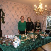 Kathy and Sandie's Annual Holiday Tea