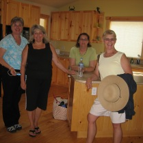 2007 Crafty Ladies at Lummi