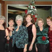 2012 Comus Holiday friends